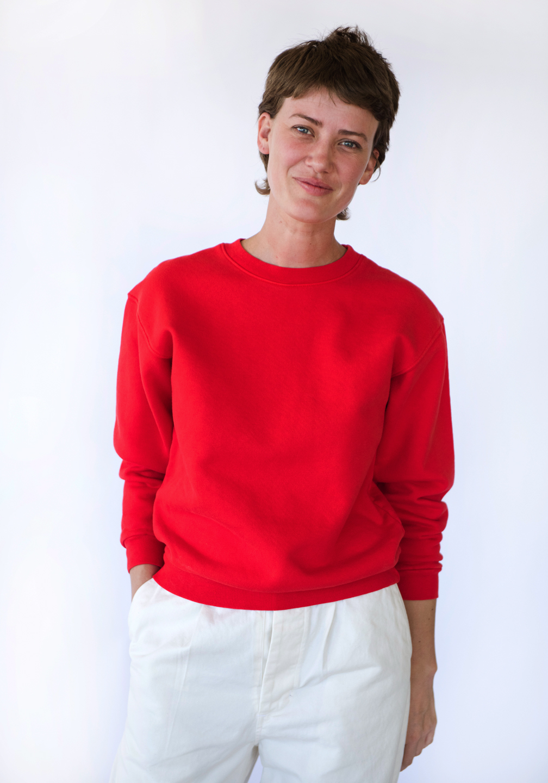 Margot_And_Ed_Oversized_Sweatshirt_Rotating
