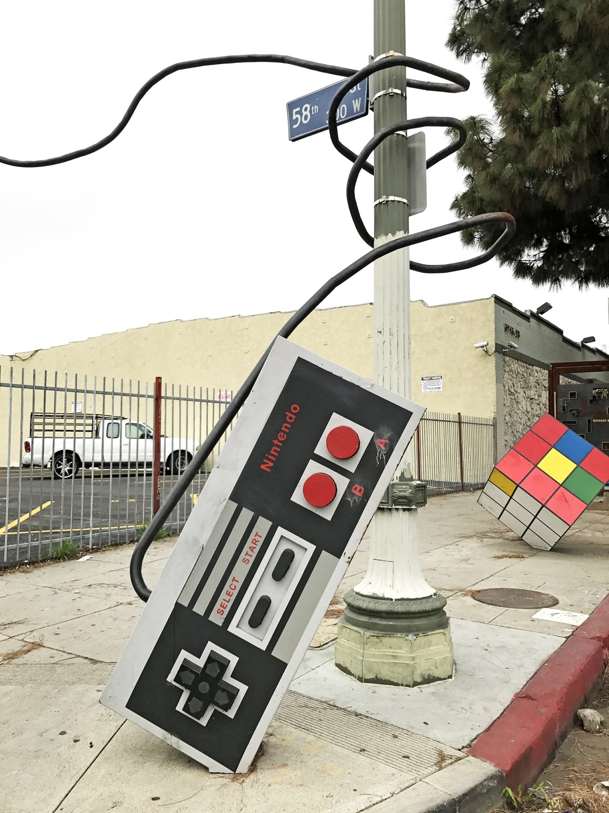 Sightings in South LA