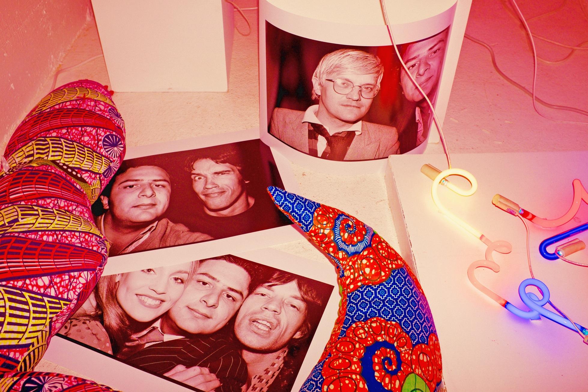 Jean Pigozzi's celebrity portraits