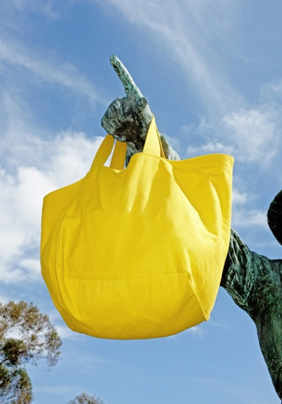 Get into a Big Yellow Tote