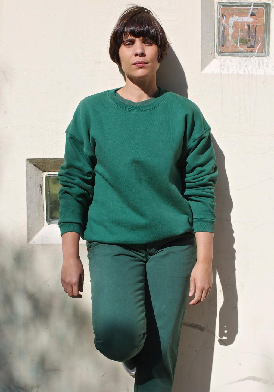 Margot & Ed Oversized Sweatshirt