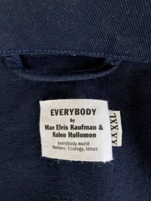 EVERYBODY.WORLD by Mae & Kalen now in XXXXL