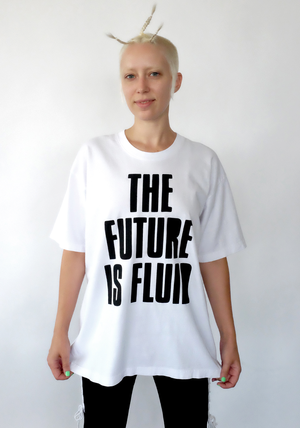 The Future Is Fluid