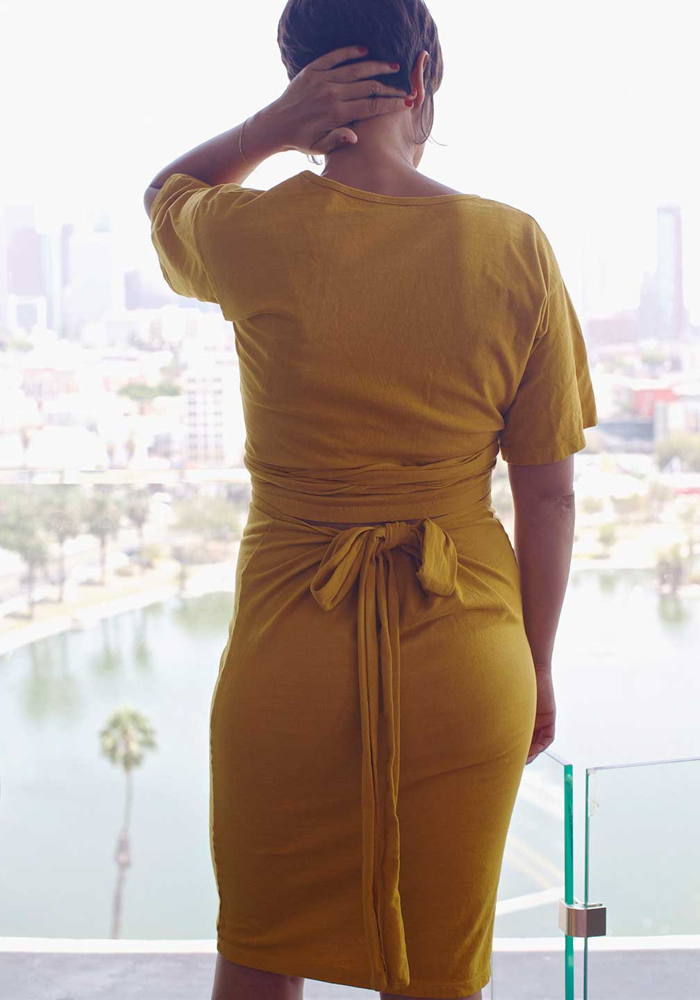 Rotating_Delores_DriedTurmeric_Skirt_005