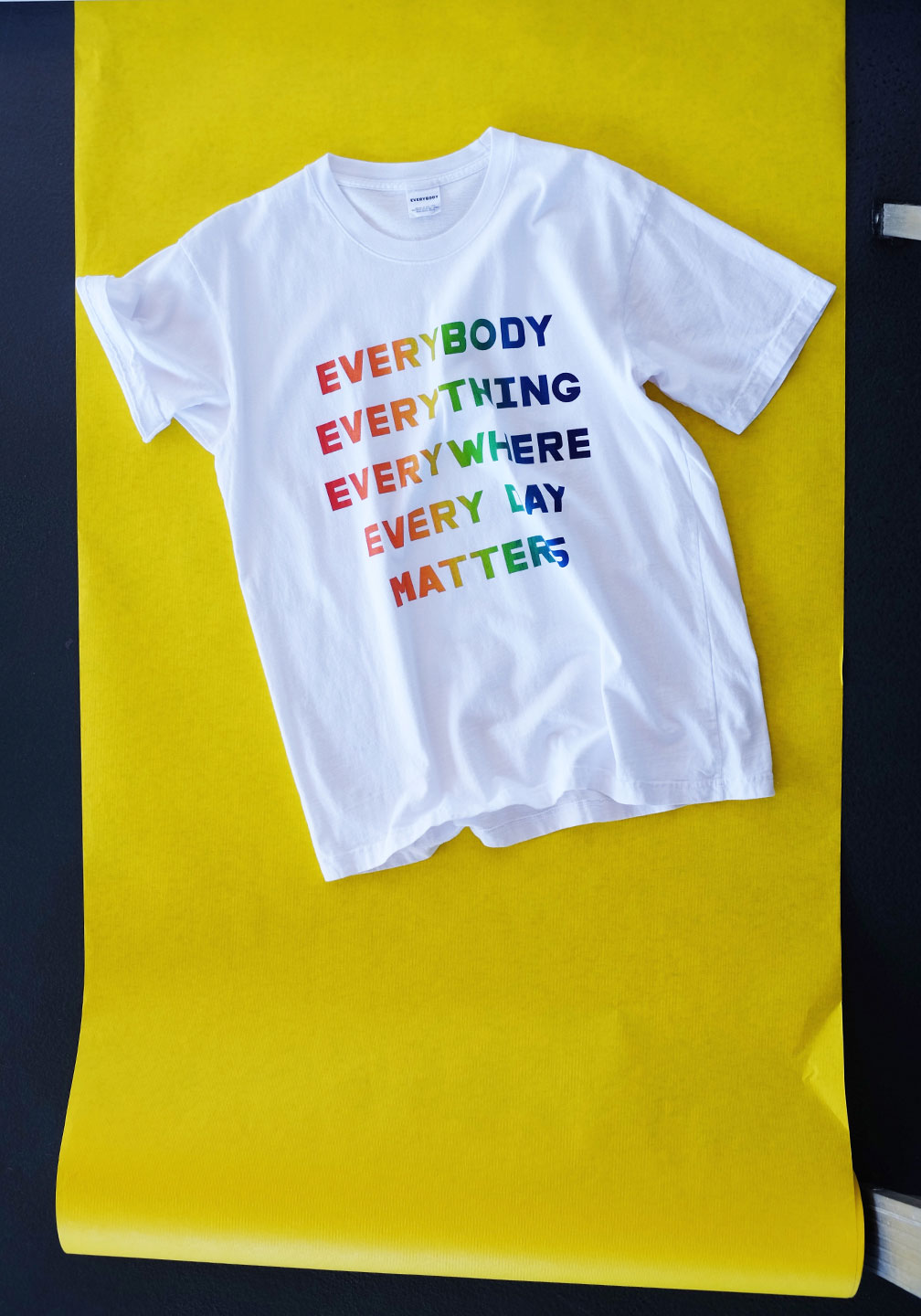 EVERYBODY EVERYTHING Classic Trash Tee