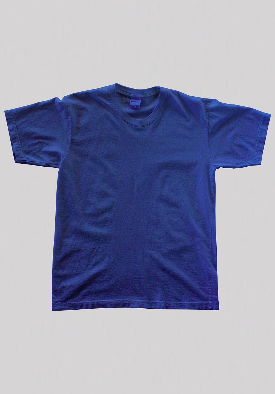 Worker Blue