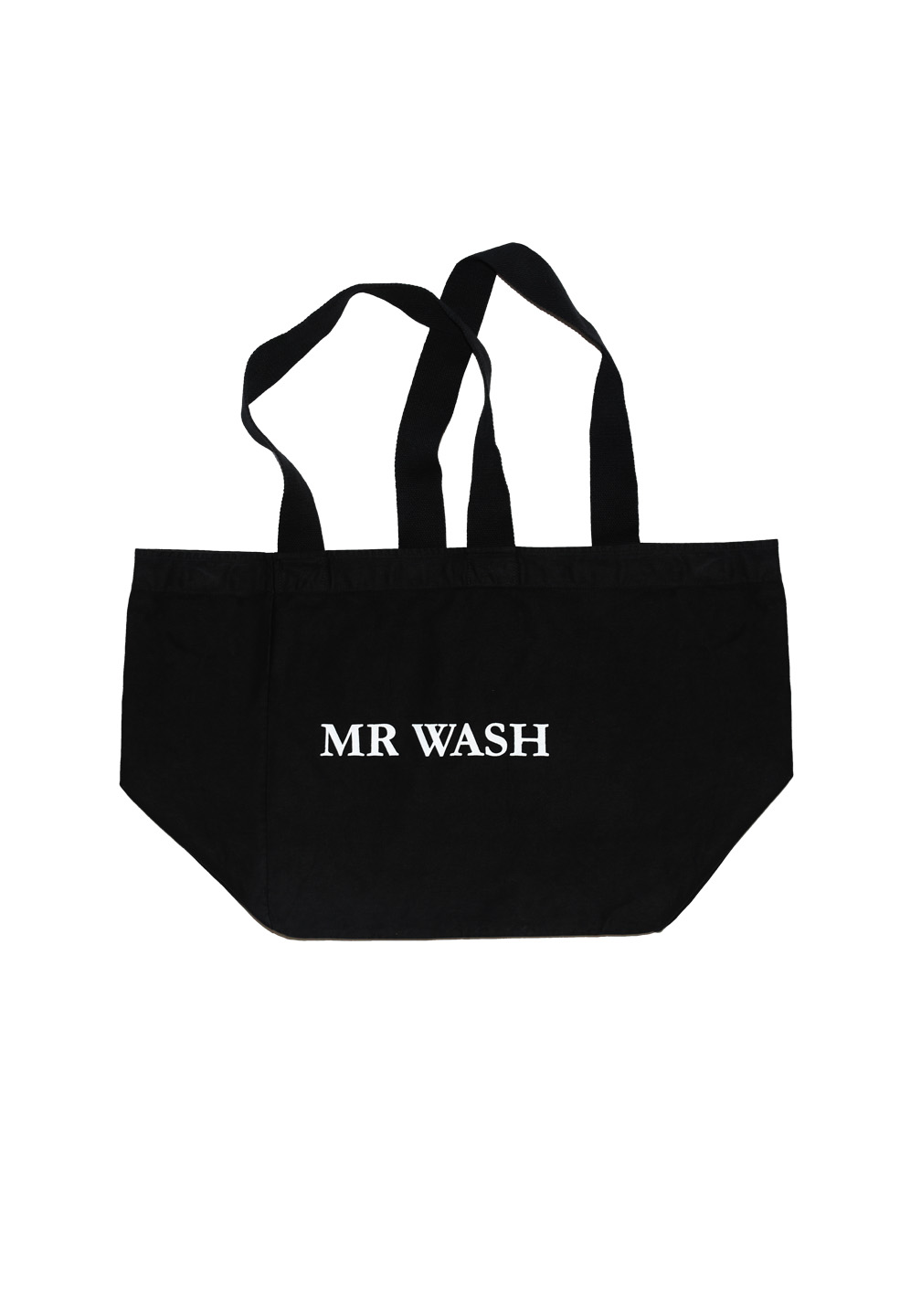 Wash Wear Big Tote Black