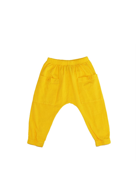 Akira Pocket Pant Yellow