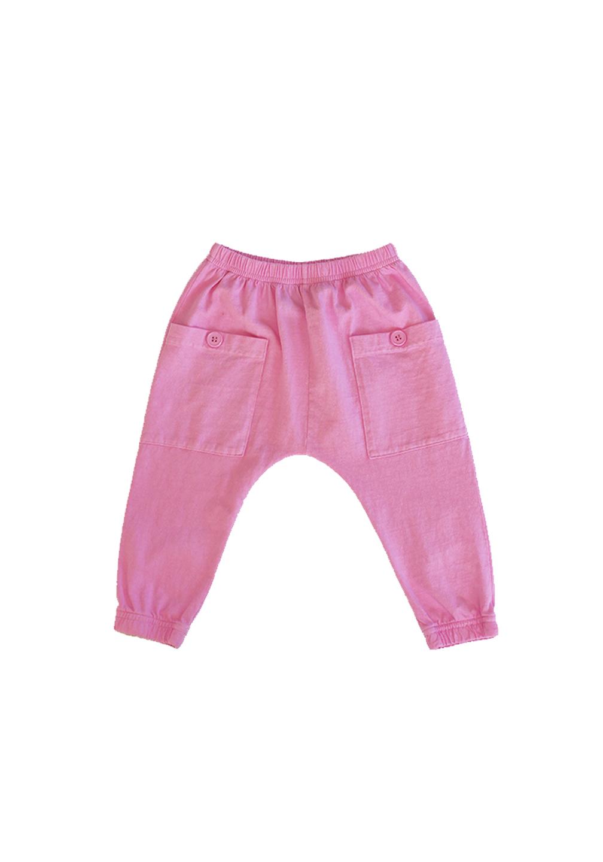 Akira Pocket Pant Pink