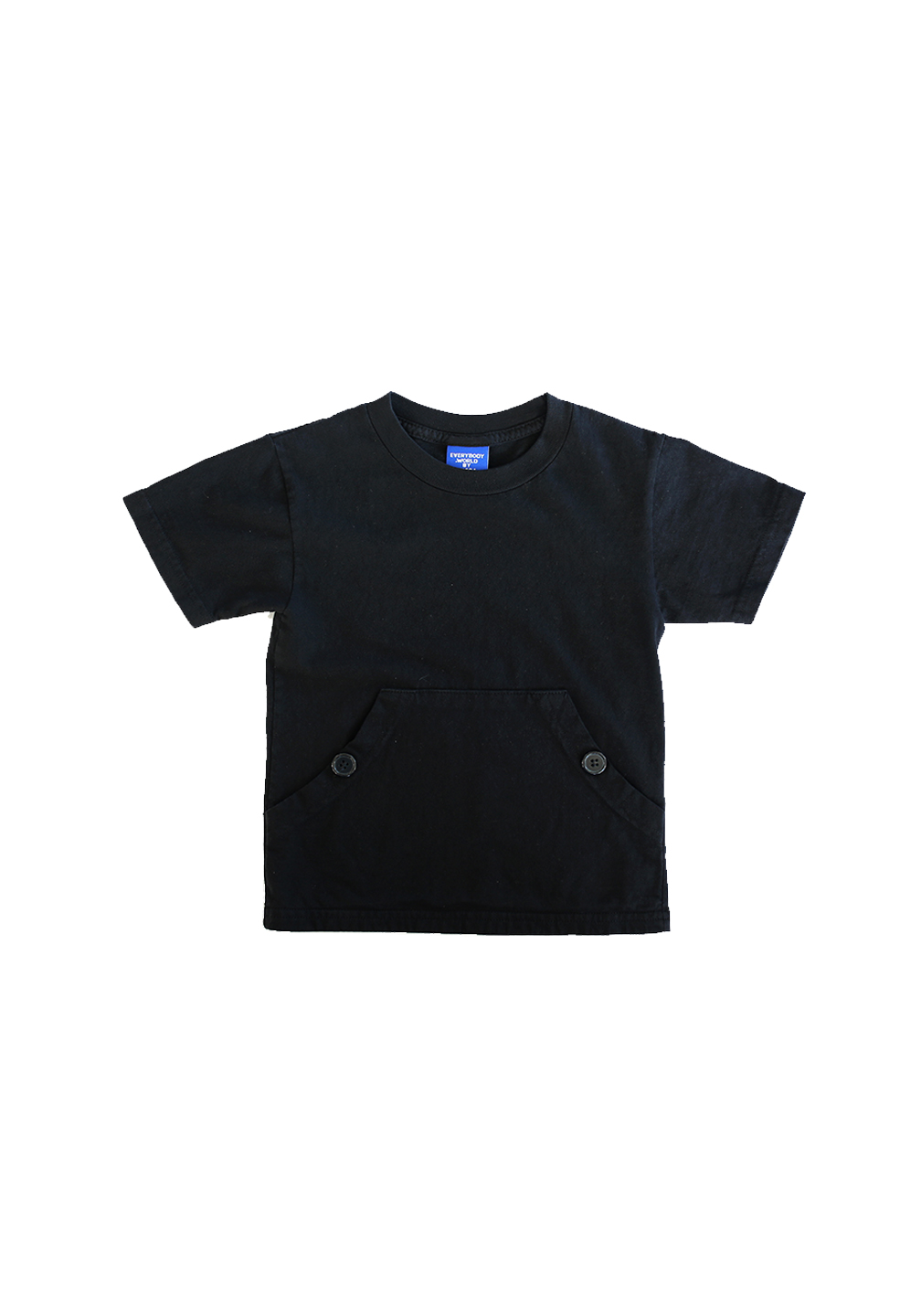 Akira Pocket Tee Bad Black
