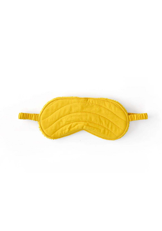 Ace Sleep Mask Yellow