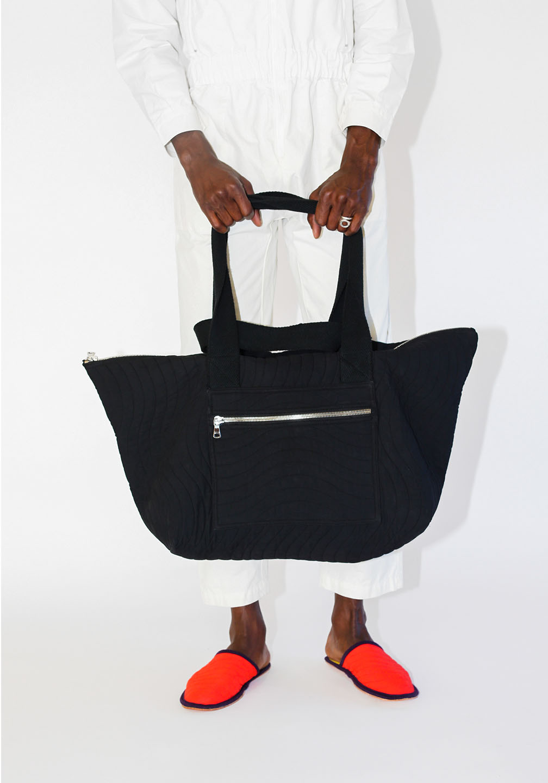 Ace Duffle Bag Black