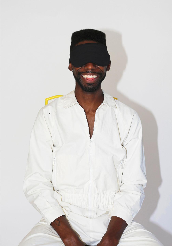 Ace Sleep Mask Black